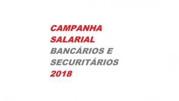 ACORDO COLETIVO DOS BANCÁRIOS É APRESENTADO NO MINISTÉRIO DO TRABALHO