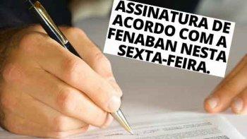 CONTEC E FENABAN ASSINAM HOJE (04/9) A CONVENÇÃO COLETIVA DE TRABALHO 2020/2022