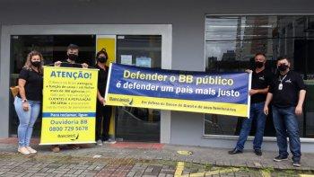 REESTRUTURAÇÃO BB: PRINCIPAIS AUTORIDADES POLÍTICAS DE SC RECEBEM OFÍCIO