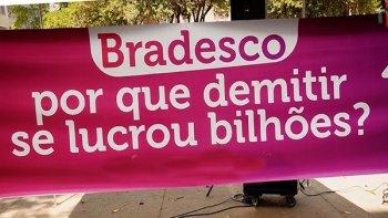 MOVIMENTO SINDICAL BUSCA AGENDAMENTO DE REUNIÃO COM O BRADESCO PARA DEBATER O FECHAMENTO DE AGÊNCIAS