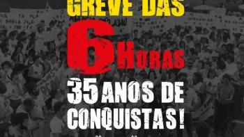 GREVE NACIONAL HISTÓRICA DA CAIXA COMPLETOU 35 ANOS