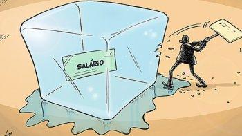 CONGELAMENTO DO SALÁRIO MÍNIMO AFETA 34 MILHÕES DE SEGURADOS DO INSS