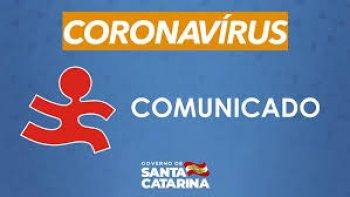SC TEM 219 CASOS DE CORONAVÍRUS; 20 PACIENTES, COM IDADE ENTRE 32 E 83 ANOS, ESTÃO NA UTI