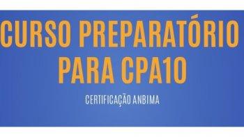 CURSO INTENSIVO CPA 10 RIO DO SUL COM PROF MARCOS ROBERTO CARDOSO