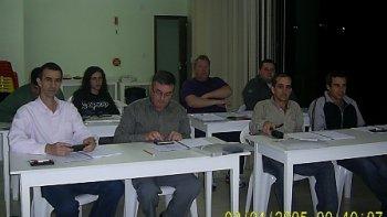 TREINAMENTO HP 12C - MATEMATICA FINANCEIRA  ITUPORANGA  - SETEMBRO 2008