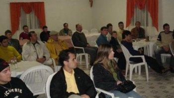 REUNIÃO REGIONAL EM AGROLANDIA - AGOSTO 2006