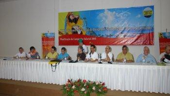 ENCONTRO NACIONAL DOS BANCÁRIOS E SECURITARIOS - JULHO 2005  - ARACAJU