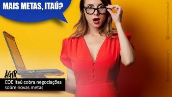 ITAÚ ALTERA O AGIR SEM COMUNICAR TRABALHADORES