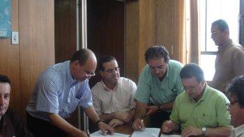 NEGOCIAÇÃO SALARIAL - BESC, BB, CAIXA, FENABAN - ANO  2006