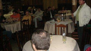 REUNIÃO REGIONAL EM PRESIDENTE GETÚLIO - AGOSTO 2006