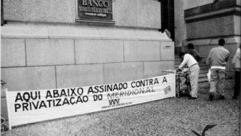 A HISTÓRIA DE UM BANCO - MERIDIONAL 30 ANOS - Saiba mais