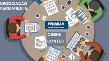 PRIMEIRA REUNIÃO DE NEGOCIAÇÃO PERMANETE DA CEBNN/CONTEC COM A FENABAN