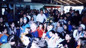 COMEMORAÇÃO DIA DOS BANCÁRIOS 2003 - AGOSTO 2003