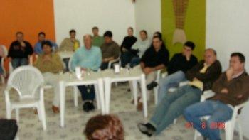 REUNIÃO REGIONAL AGROLANDIA  - AGOSTO 2008