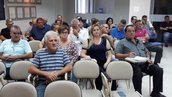 DIRETORES DO SINDICATO PARTICIPAM DE REUNIÃO COM NEGOCIADOR DA FENABAN