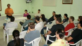 REUNIÃO REGIONAL ITUPORANGA  -  AGOSTO 2008