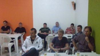 REUNIÕES REGIONAIS 2012 - DIA DOS BANCÁRIOS - AGOSTO 2012