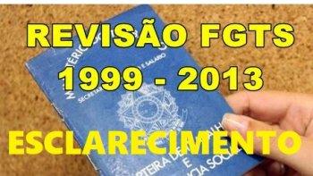 FGTS - CORREÇÃO PELA TR X INPC/IPCA - ESCLARECIMENTO