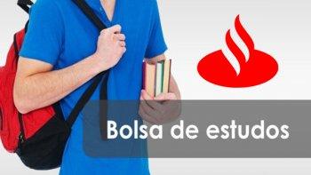 SANTANDER ABRE INSCRIÇÕES PARA BOLSAS DE ESTUDO