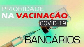 SANTA CATARINA EXCLUI BANCÁRIOS DO GRUPO PRIORITÁRIO PARA RECEBER A VACINA CONTRA A COVID-19